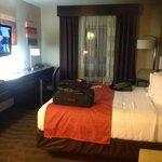 Photo de Holiday Inn Express & Suites Rockingham