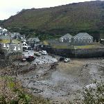Port Isaac where they film Doc Martin