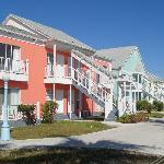Hotel's buildings