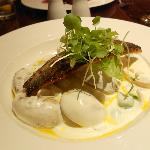 Sea Bream at restaurant was disappointing