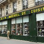 The famous E.Dehillerin cook shop