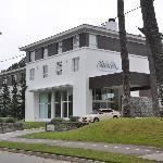 Vista do Awa Boutuque Hotel