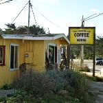 Here Comes the Sun Coffee House, from the north