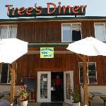 Foto de Trees Restaurant