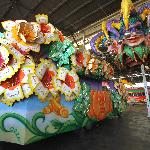 Visit our famous float den!
