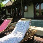 Heerlijk relaxen van de suite