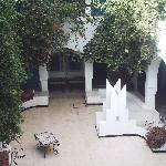 le Puit dans la cour intérieure