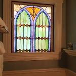 Window in Chardonnay room