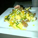 Secret Harbor Ahi Nachos..so delicious!