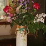 Bouquets from our gardens