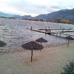 Lovely beach looking towartds Osoyoos (North)