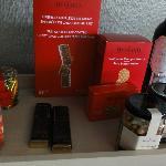 chocolate mini-bar