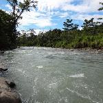 River Uvita below Casa Rio