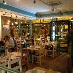 Botafogo Main Dining room