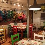 Botafogo Back Dining room