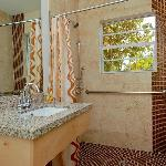 DESIGNER BATH / MOSAIC ACCENT HANDICAP ACCESSIBLE