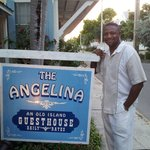 Come on in to the Angelina House