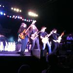 Doobie Brothers at Outdoor Concert at Tulalip