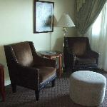 Comfy Seats in Room 501 of OF Lodge