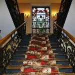 Lobby Steps