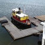 "Tugboat ""Maggie"""