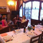 Dinner by Francesca