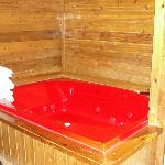 In room Jaccuzzi