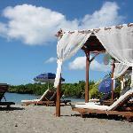 Anse Chochon beach