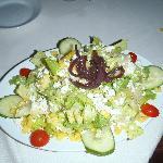 Carambola salad