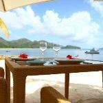 La Gigolette Restaurant of L'Archipel Hotel Seychelles