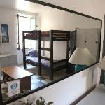 Portside House, Bedrooms are 2, 3 or 4 share with private bathrooms