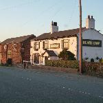 Bear's Paw Pub, Knutsford Road, High Legh, Cheshire, England