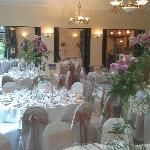Weddings in the Monmouthshire Suite