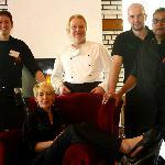 Herzlich willkommen - Ihr Team vom Restaurant Anna Amalia