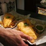just great fish and chips