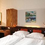 Geschmackvolle Zimmer mit jedem Komfort