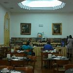 Comedor Hotel