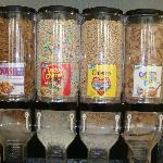 Cereais diversos