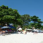la plage, au Seascape