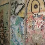 Sections of the Berlin Wall