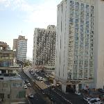 TEL AVIV Vue depuis la chambre LEONARDO BASEL Octobre 2012
