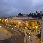 Fantastic view of the Praça dos Restauradores