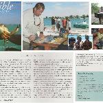 Edible Magazine Gourmet Shore Lunch Feature