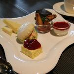 Afternoon Tea (Complimentary)