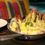 Dinner - Seafood Skillet