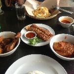 Ta Chi food
