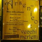 Photo of Arsenico e Vecchi Merletti