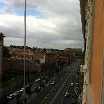 View of the Colosseum from the Deluxe Room
