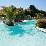 Espace Aquatique 4 piscines (dont 1 intérieure)