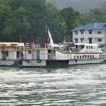 Ferry from Lumut to Pangkor